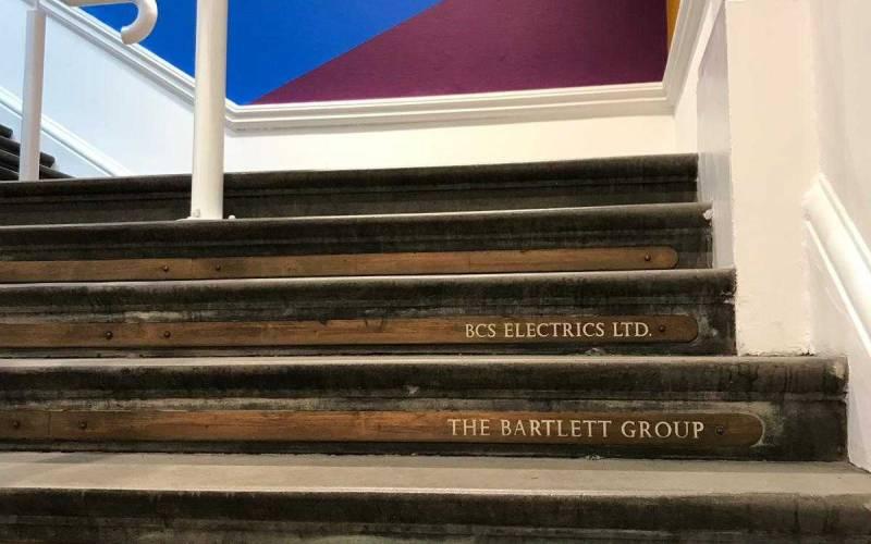 A top brass throwback at Leeds Art Gallery