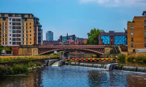 Electrical contractors light up Leeds' developments