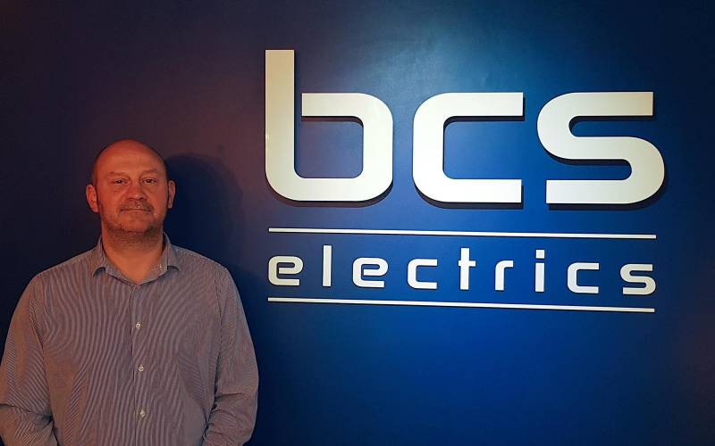 BCS Electrics welcomes new contracts manager as expansion continues.