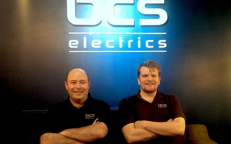 The Leeds electrical contractor turning bad starts into head starts
