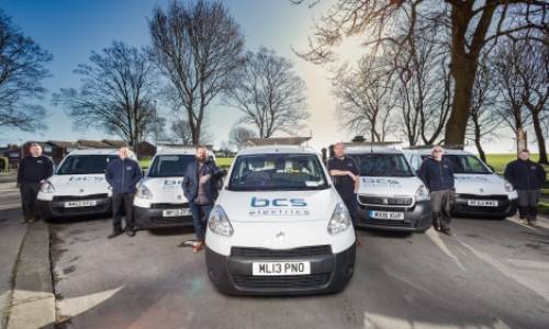 BCS Electrics welcomes summer commercial maintenance challenge